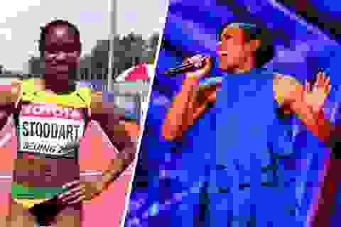 Chuyện đời gây xúc động của nữ vận động viên Olympic đi thi hát