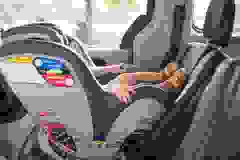 Liên tục cảnh báo về nguy cơ trẻ nhỏ tử vong do bị bỏ quên trên ô tô