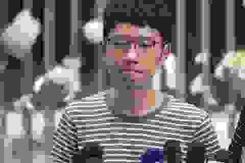 Thủ lĩnh biểu tình rời Hong Kong sau luật an ninh