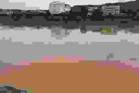 Lũ lớn trên thượng nguồn sông Hồng, nhiều nơi ở Lào Cai ngập nặng