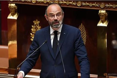Thủ tướng Pháp cùng toàn bộ nội các từ chức