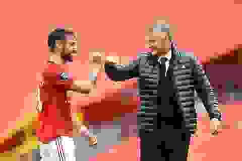 """Man Utd 5-2 Bournemouth: Hàng công """"Quỷ đỏ"""" thăng hoa rực rỡ"""