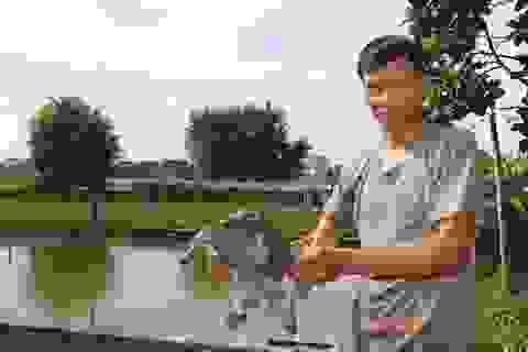 Nam Định: Bỏ nghề mộc, chàng trai đổi đời nhờ nuôi ba ba gai