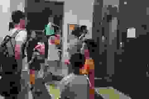 """Hà Nội: Cháy chung cư lúc nửa đêm, chuông báo cháy """"kiên quyết"""" không kêu"""