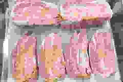 """Loại thịt lợn hiếm, 650 nghìn đồng/kg vẫn """"cháy hàng"""""""