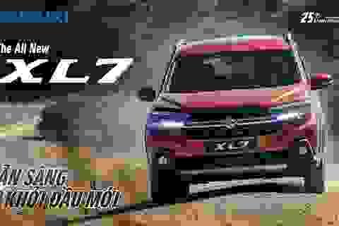 Suzuki chính thức ra mắt XL7 hoàn toàn mới: SUV 7 chỗ mạnh mẽ sẵn sàng cho khởi đầu mới