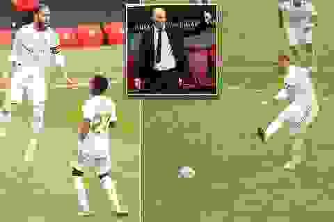 Ramos ghi bàn, Real Madrid bỏ xa Barcelona đến 7 điểm