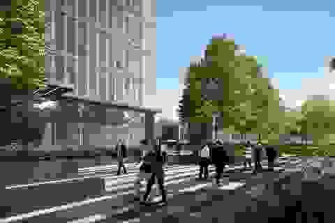 Capital Place - tiêu chuẩn mới cho tòa nhà văn phòng hạng A