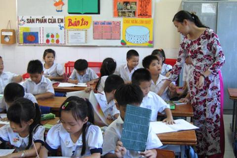 Bộ Giáo dục giải thích về dự thảo xếp lương giáo viên mới