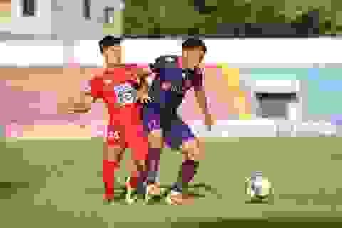 Thắng dễ CLB Hải Phòng, Sài Gòn FC dẫn đầu V-League