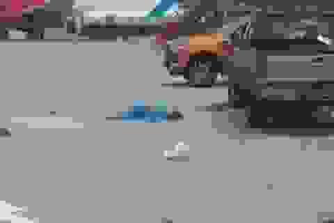 Ô tô đâm tử vong nhân viên vệ sinh trong sân bay Nội Bài