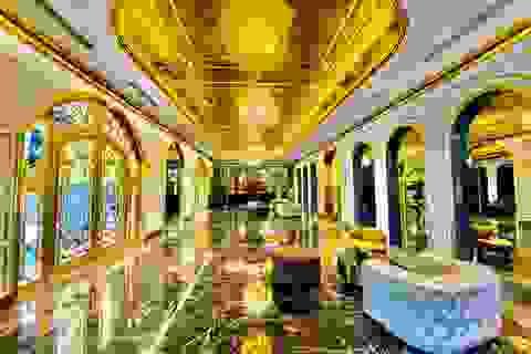 Báo chí quốc tế sửng sốt trước khách sạn dát vàng ở Việt Nam