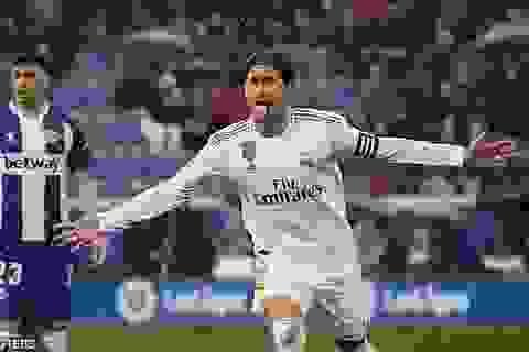 Real Madrid tiếp mạch toàn thắng để hướng đến chức vô địch La Liga?
