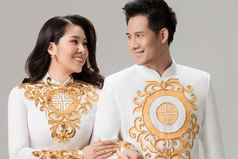 Lê Phương - Thanh Thức hóa thành cô dâu chú rể