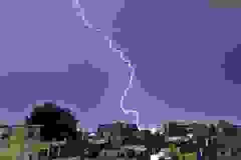 Sét liên tục đánh chết nhiều người ở Ấn Độ
