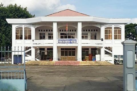 Vụ huyện xử nhẹ sai phạm của cấp dưới: Kỷ luật Giám đốc Trung tâm văn hóa