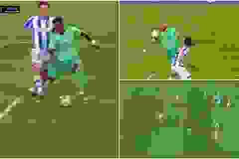 """9 lần Barcelona kêu trời vì trọng tài """"giúp"""" Real Madrid"""