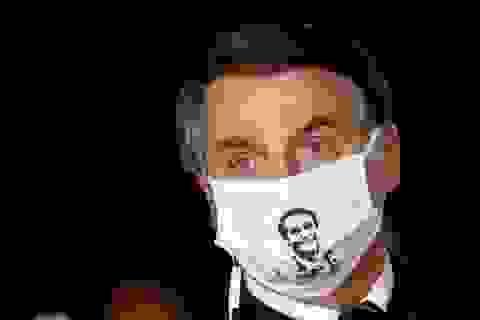 Tổng thống Brazil xác nhận mắc Covid-19