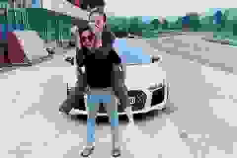 Cường Đôla hi sinh thú vui 10 năm vì bà xã Đàm Thu Trang sắp sinh