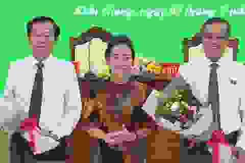 Ông Đỗ Thanh Bình được bầu giữ chức Chủ tịch UBND tỉnh Kiên Giang
