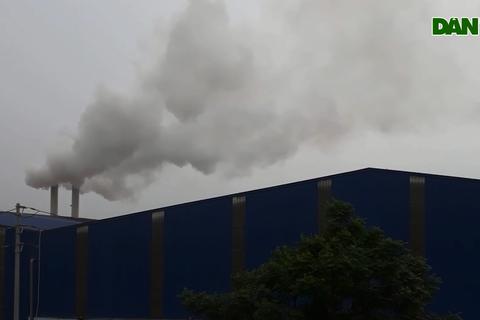 """Xưởng chế biến gỗ gây ô nhiễm ngày đêm """"tra tấn"""" người dân tại Phú Thọ"""