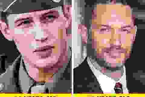 """Những tài tử Hollywood """"gừng càng già càng cay"""""""