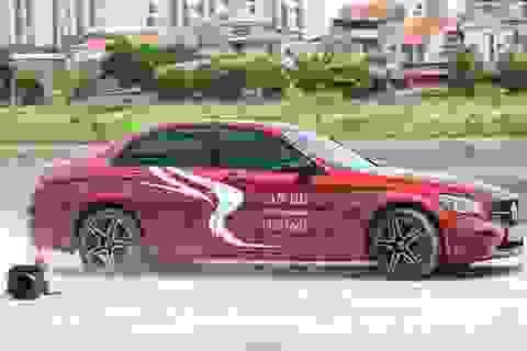 Khóa học lái xe Mercedes-Benz nâng cao lần đầu tiên được An Du tổ chức tại Hà Nội