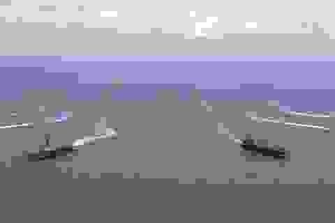 Đưa hai tàu sân bay đến Biển Đông tập trận: Thông điệp cứng rắn từ Mỹ
