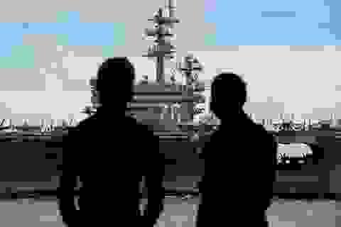 Mỹ tăng cường tuần tra Biển Đông