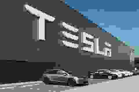 Giá cổ phiếu Tesla tăng chóng mặt