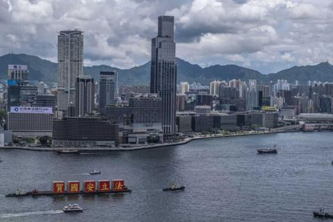 Người Hong Kong có thể bị cấm rời đặc khu theo luật an ninh mới