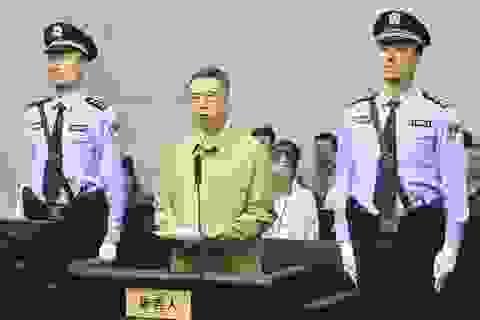 Trung Quốc tiết lộ lối sống suy đồi của cựu giám đốc Interpol