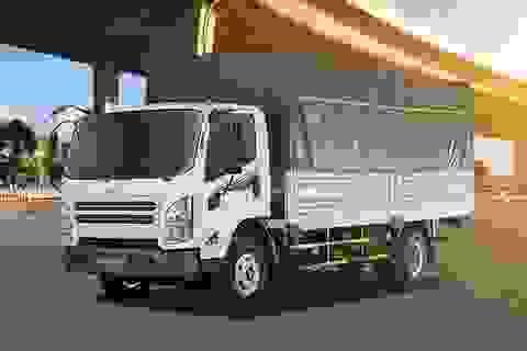 Dothanh IZ650SE  -  Xe tải trang bị nội thất sang như ôtô du lịch