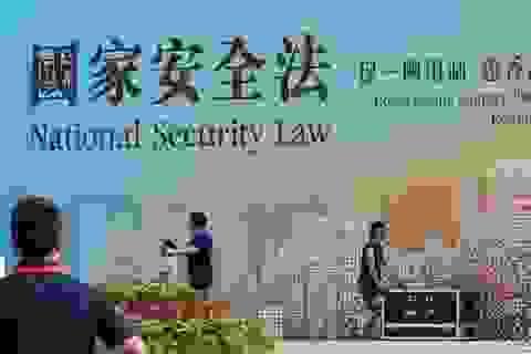 """Báo Trung Quốc dọa Australia """"nuốt thuốc đắng"""" nếu đón người Hong Kong"""