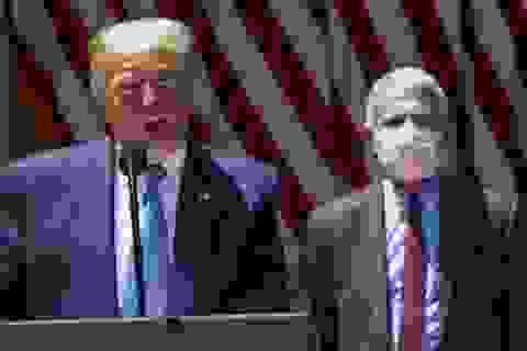 """Hơn 133.000 người chết, ông Trump nói tình hình tại Mỹ """"vẫn tốt"""""""