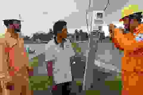 Đồng bằng Sông Cửu Long: Báo động tai nạn liên quan đến điện!
