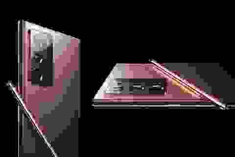 """Samsung chính thức """"chốt"""" thời điểm ra mắt Galaxy Note20"""