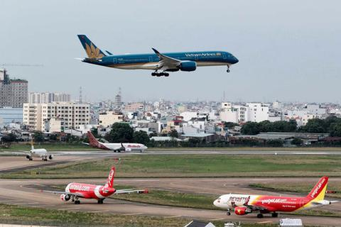 Nghiêm cấm bán vé máy bay sai giờ, hủy chuyến, dồn chuyến!