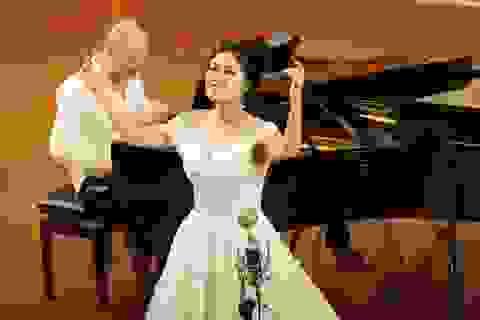 Sao mai Lương Hải Yến xuất sắc giành điểm 10 tốt nghiệp