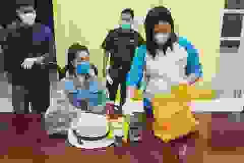 Bắt giữ 11 đối tượng từ Campuchia nhập cảnh trái phép vào Việt Nam