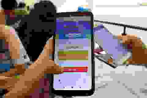 """App cho vay tiền với lãi suất """"cắt cổ""""... 1.000%"""