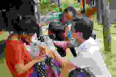 37 ca mắc bạch hầu tại Đắk Nông đã được chữa khỏi