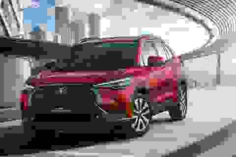 Toyota trình làng Corolla Cross, sắp về Việt Nam đấu Hyundai Kona, Tucson