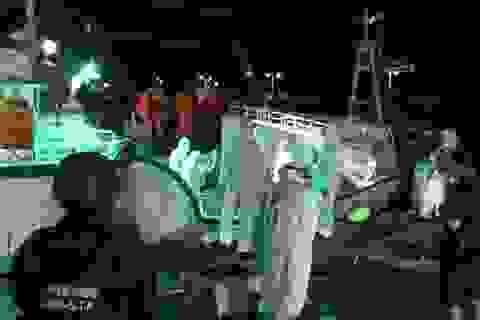 Đài Loan bắt tàu cá đưa 30 người Việt vượt biên trái phép