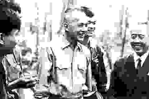 Luật sư - Chủ tịch Nguyễn Hữu Thọ: Nhà trí thức yêu nước vĩ đại!