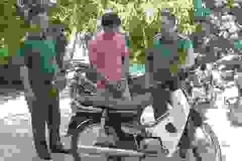 3 công an bị thương khi truy bắt đối tượng trộm cắp tài sản