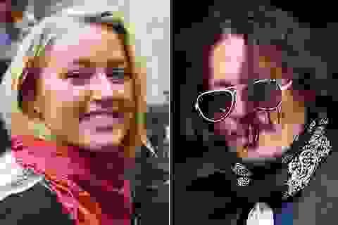 Johnny Depp và vợ cũ Amber Heard lại đối mặt tại toà
