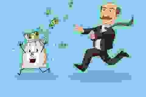 Đừng chạy theo đồng tiền, hãy theo đuổi cơ hội