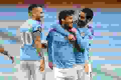Man City vùi dập Newcastle, Liverpool vươn lên điểm số 92