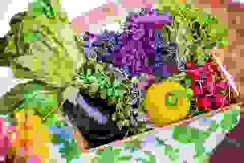 Dấu hiệu cho thấy bạn không ăn đủ rau